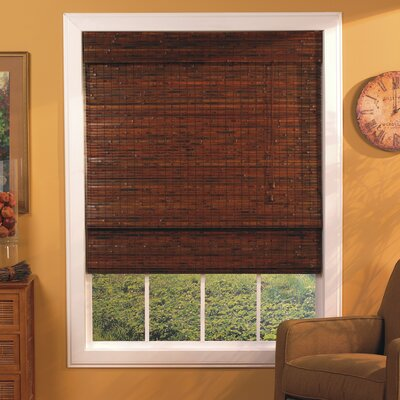 Veracruz Bamboo Roman Shade Product Photo