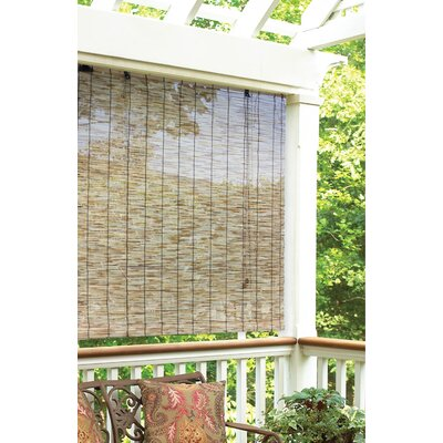 Radiance Natural Reed Blind Roll-Up Shade Product Photo