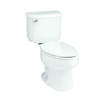 "Windham 14"" Rough-In 1.6 GPF Elongated 2 Piece Toilet Product Photo"