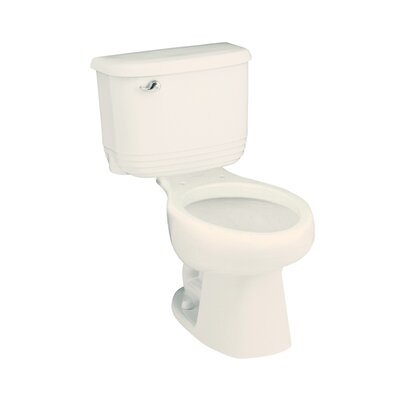 "Sterling by Kohler Riverton 10"" Rough-in 1.6 GPF Elongated 2 Piece Toilet"