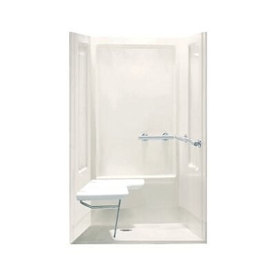 OC ADA Shower Kit with Grab Bars at Right Product Photo