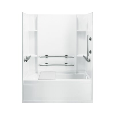 Accord ADA Bath/Shower Kit with Right Hand Drain Product Photo