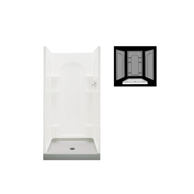"Ensemble 42"" x 34"" Shower Receptor Product Photo"