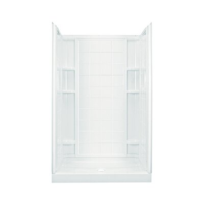 """Ensemble 48"""" Shower Kit with Age-in-Place Backers Product Photo"""
