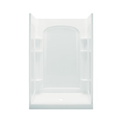 "Ensemble 48"" Curved Shower Kit Product Photo"