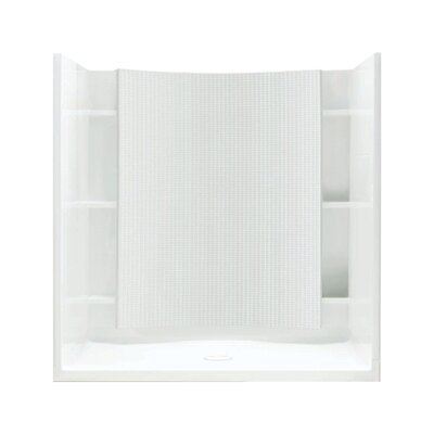 "Accord 36"" Shower Kit with Age-in-Place Backers Product Photo"