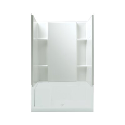 """Accord 3-Piece 36"""" x 55.125"""" Wall Set with Age-In-Place Backers Product Photo"""