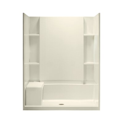 """Accord 60"""" Shower Kit with Age-in-Place Backers Product Photo"""