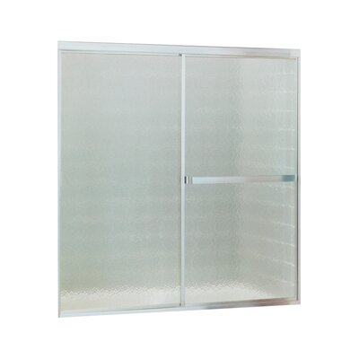 "Standard 55.25"" x 52"" Sliding Bath Door Product Photo"