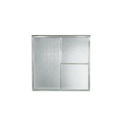 "Deluxe 56.25"" x 59.38"" Sliding Bath Door Right to Left Open Product Photo"