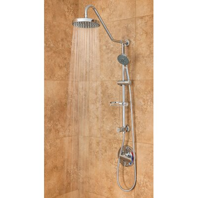 Pulse Showerspas Kauai Rain Shower System