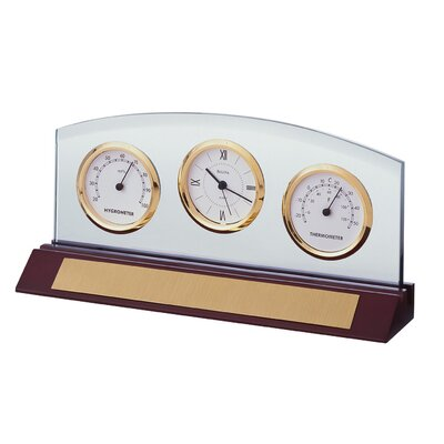 Weston Maritime Clock by Bulova
