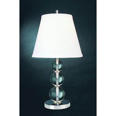 """Trend Lighting Corp. Palla Accent 17"""" H Table Lamp with Empire Shade"""