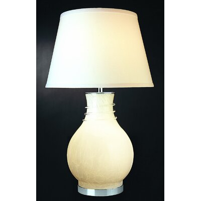 """Trend Lighting Corp. Fusion 28"""" H Table Lamp with Empire Shade"""