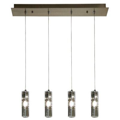 4 Light Quartet Pendant by Trend Lighting Corp.