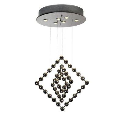 Trend Lighting Corp. Spin 6 Light Chandelier