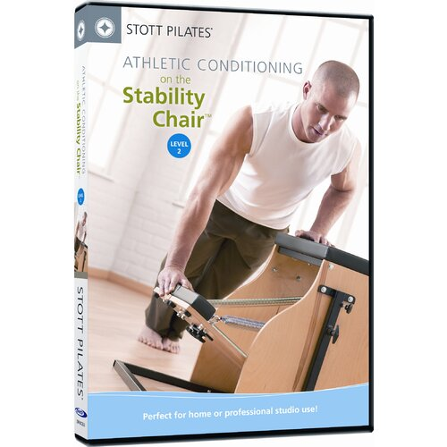 Pilates Chair For Sale: Athletic Conditioning On Stability Chair Level 2