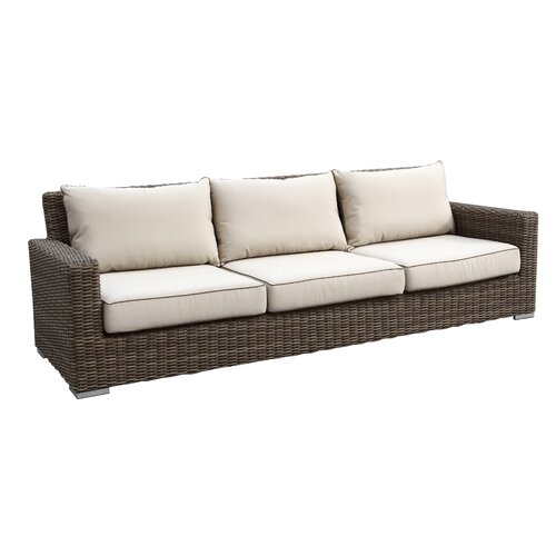 Montecito Sofa With Cushions Wayfair
