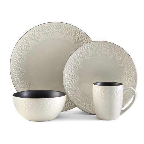 pfaltzgraff country cupboard 16-piece dinnerware set 2