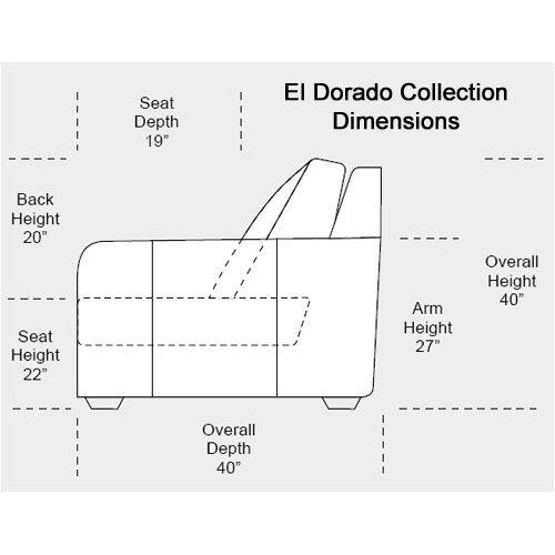 Omnia Furniture El Dorado Leather Sleeper Sofa Reviews Wayfair