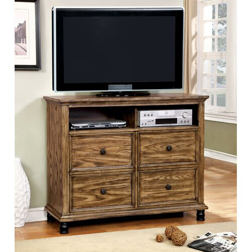 Nory 4 Drawer Media Chest by Hokku Designs