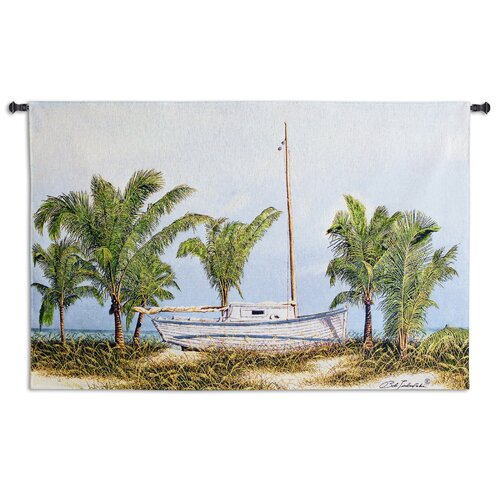 Fine Art Tapestries Beached Tapestry