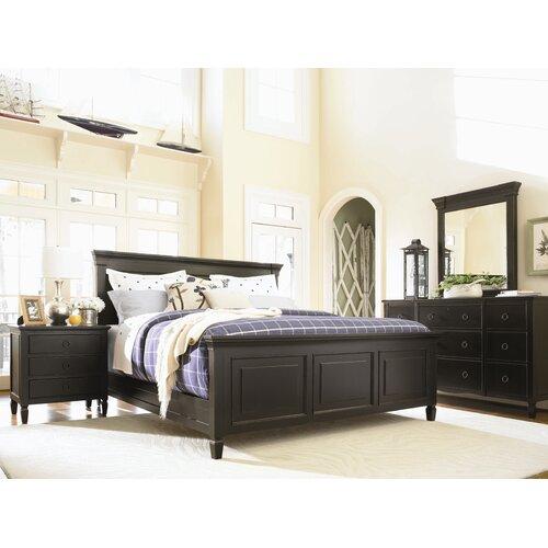 Universal Furniture Summer Hill Panel Customizable Bedroom Set Reviews Wayfair Supply