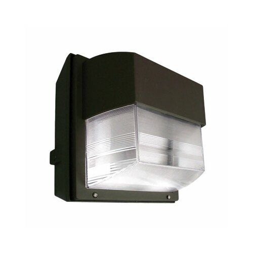 Barron Lighting One Light Outdoor Compact Fluorescent Wall Light in on PopScreen