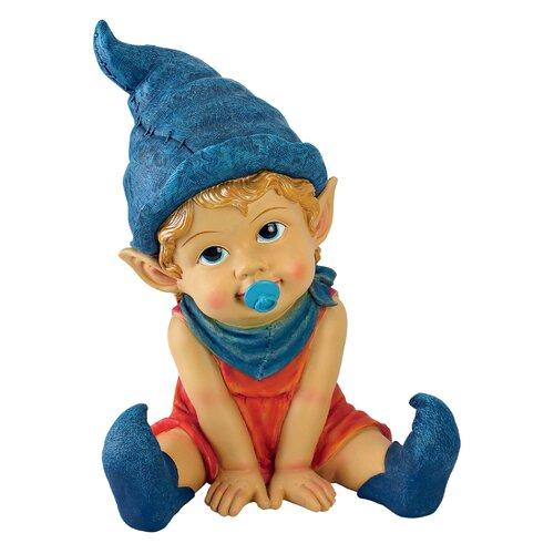 Baby Gnome: Archibald The Baby Gnome Statue