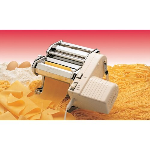 imperia pasta machine electric