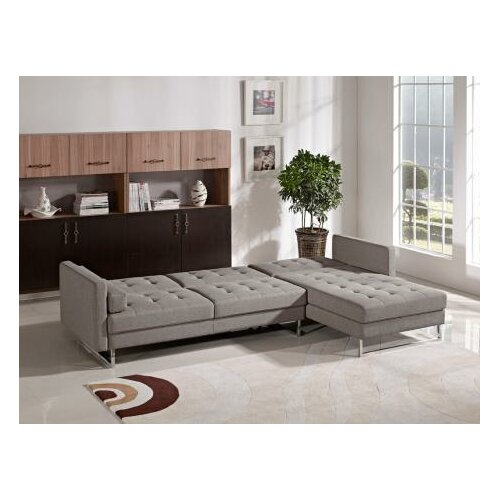 VIG Furniture Divani Casa Sectional & Reviews  Wayfair