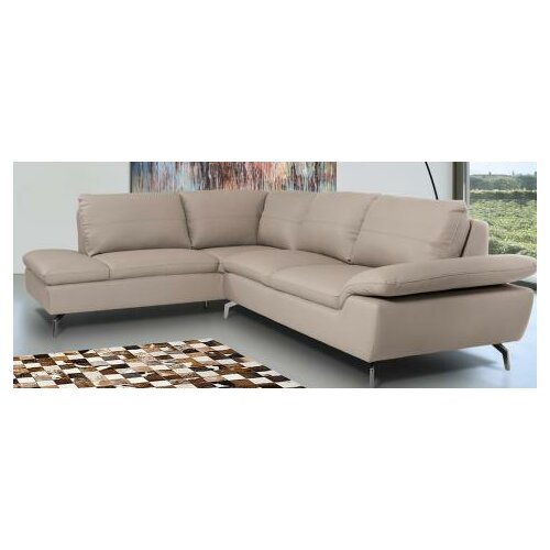 Divani Casa Sectional  Wayfair