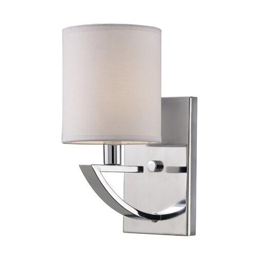 Bathroom Vanity Lights Reviews : Red Barrel Studio 1 Light Bath Vanity Light & Reviews Wayfair