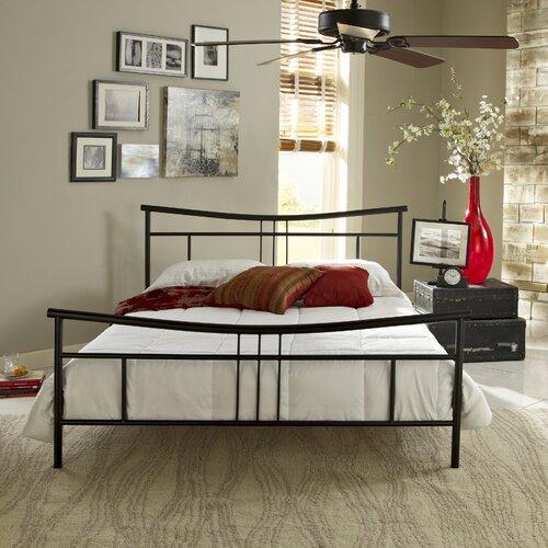 eco lux hadley platform bed reviews wayfair. Black Bedroom Furniture Sets. Home Design Ideas