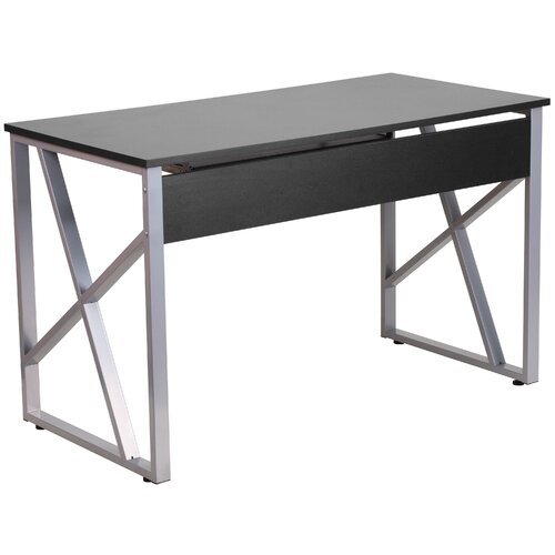 Flash Furniture Computer Desk With Pull Out Keyboard Tray