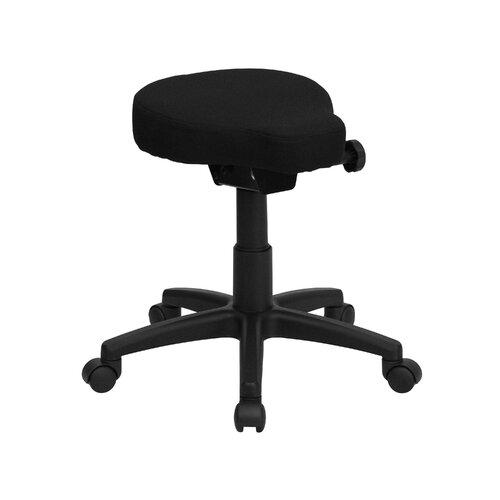flash furniture height adjustable utility stool with dual wheel reviews wayfair. Black Bedroom Furniture Sets. Home Design Ideas