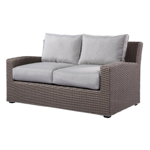 Reims 2 Piece Deep Seating Seating Group with Cushions