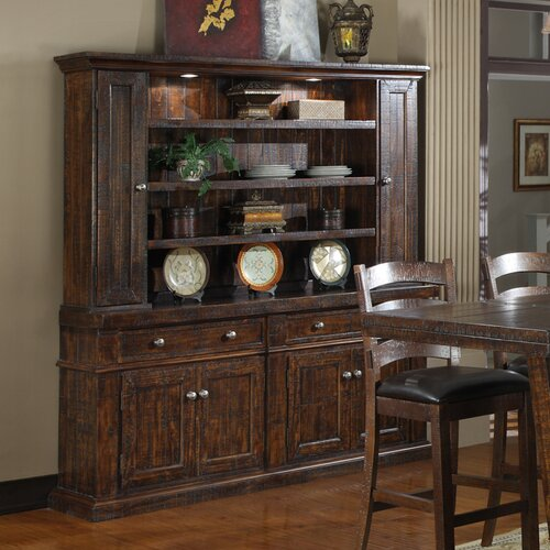 Distressed Wood Office Furniture
