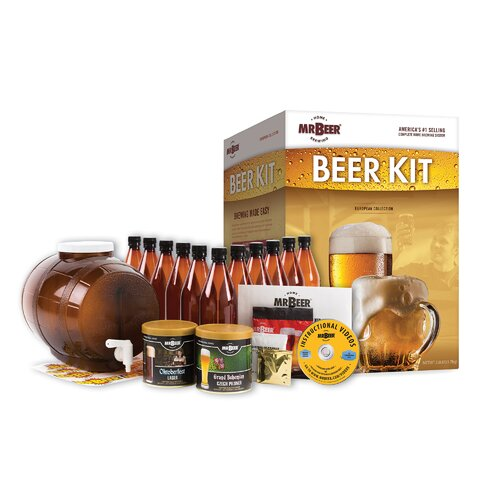 Mr. Beer European Bonus Beer Kit