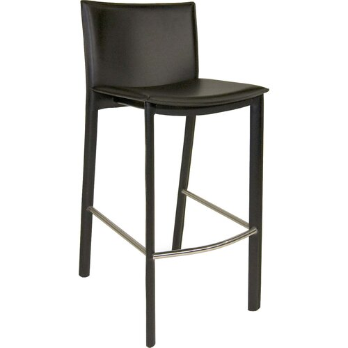Moe's Home Collection Panca Barstool in Brown