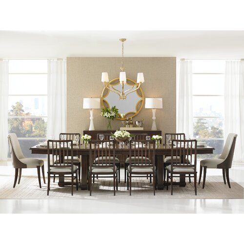 Stanley Dining Room Furniture: Stanley Crestaire Lola Dining Table & Reviews