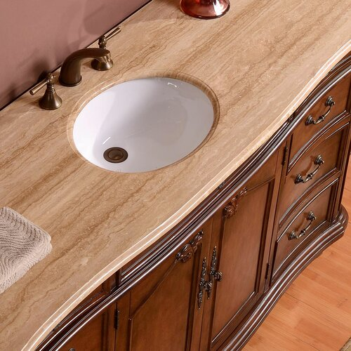 72 bathroom vanity single sink silkroad exclusive 72 quot single sink cabinet bathroom vanity 21873