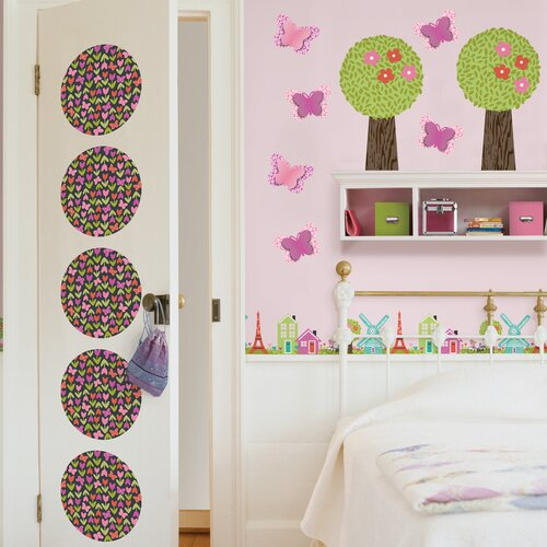 bathrooms for kids dilly dally wall decal wayfair 11988