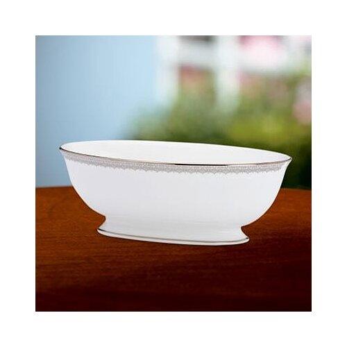 Lenox Lace Couture Open Vegetable Bowl