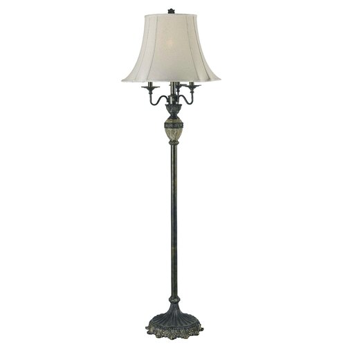 "Floor Lamps Chicago: Wildon Home ® Chicago 58.5"" Floor Lamp & Reviews"