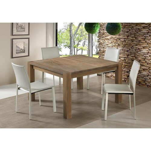 Wildon home linear dining table reviews wayfair for Wildon home dining