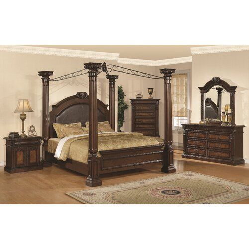 Wildon Home Juliet Panel Customizable Bedroom Set Reviews Wayfair