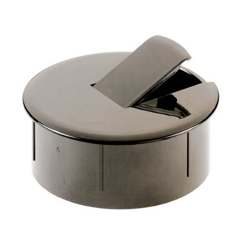 Desk grommet wayfair for 3 furniture grommet