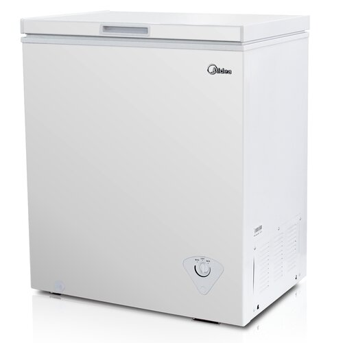 5 Cu Ft Chest Freezer Wayfair
