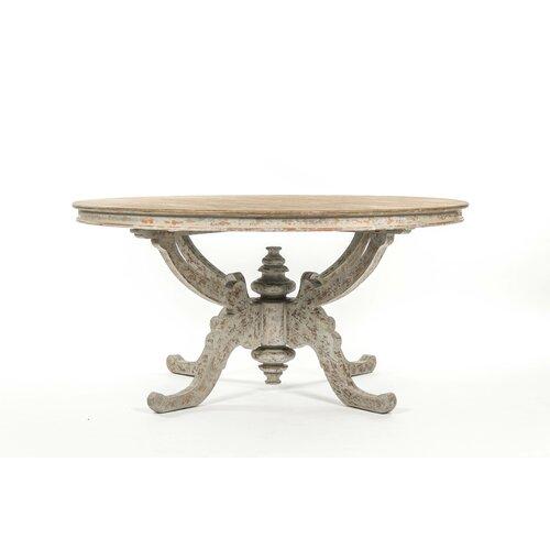 zentique inc provence dining table reviews wayfair. Black Bedroom Furniture Sets. Home Design Ideas